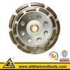 Roda deMoedura do diamante dobro da roda do copo das fileiras (HCPD)