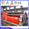 CNC metal plate rolling and forming machine W12S - 35X5000