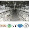 Cages chaudes de poulet de poulette de grilleur de couche de matériel de ferme avicole de vente