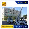 Silon 7m望遠鏡ハンドラフォークリフトTelehandler (HNT40-4)