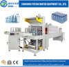 Machine d'emballage en papier rétrécissable de chasse aux phoques de douille de bouteille de jus