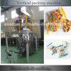 Máquina de empacotamento vertical feita sob encomenda automática