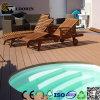 Decking impermeável WPC dos materiais do Decking do barco
