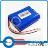 11.1V 3000mAh 18650 Batterie-Satz Li-Ionbatterien