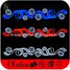 Luces decorativas del adorno de la bola de la calle de la Navidad LED