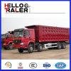 30-50 frente de la tonelada HOWO que levanta el carro de vaciado pesado del cargamento 8X4