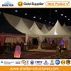 작은 5X5m Aluminum PVC White 정원 Event Outdoor Party Marquee Decorated Wedding Gazebos Tents