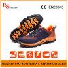 Sapatas de segurança do esporte da boa qualidade na construção RS86