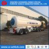 2 acoplado del tanque del petrolero de camino del árbol 40000L LPG 20tons LPG