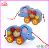 2014 nouveau Kids Wooden Toy Animal, Popular Children Wooden Toy Animal et Hot Selling Baby Wooden Toy Animal (W05B034)