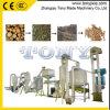 中国トニーの専門の品質の小さい木製の餌のプラント(1t/h)