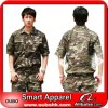 Homens Fashion Camouflage Jacket com Automatic Cooling System Outdoor Working Oubohk