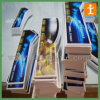 Customed UV Flatbled Printing для Advertizing