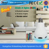 Intelligentes Home System Colorful LED Light Bluetooth Speaker mit CER RoHS Certificates