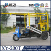 200m Depth Core Drilling Machine avec Tractor Xy-200t