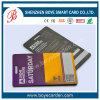 Cartão do plástico 25kHz RFID do PVC para o controlo de acessos da identificação