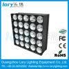 25 luz del efecto de la anteojera de la matriz de las cabezas 30W LED