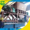 De industriële PE van de Molen pp van het Schroot van de Ontvezelmachine van het Document Plastic Maalmachine van pvc