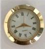 reloj de la pieza inserta de Fitups del reloj de 30m m mini
