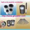 Creuset du graphite Crucible/Quartz Crucible/Ceramic
