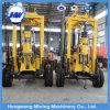トレーラーによって取付けられる油圧井戸の掘削装置(HWD-230)