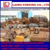 停止する鍛造材鋼鉄インゴット荒い鋳造の原料カーボンおよび合金鋼鉄を開きなさい