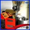 Оборудование Roaster кофейного зерна нержавеющей стали зеленое для домашней пользы