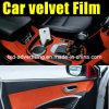 Pellicola del fabbricato del velluto di /Car del fabbricato della pelle scamosciata del velluto dell'involucro dell'automobile