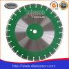 lâmina de corte da circular de 400mm para o concreto reforçado