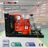 Generador del biogás de la fuente 20-200kw de la fabricación con el sistema de CHP