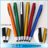 Marchio Available Wholesale Ballpoint Stylus Pen con White Clip