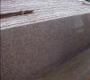Laje preta amarela cinzenta branca do competidor do granito para a bancada e a telha
