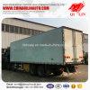 De goedkope Ijskast Food Storage Van Truck van de Prijs met ABS Remmend Systeem