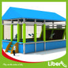 Customized 2014 Design Outdoor Trampoline Bed avec Roof
