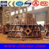 鋳造物鋼鉄及びスラグひしゃくの10の-100のTの重量のスラグ鍋