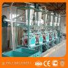 Moinho da máquina/farinha da fábrica de moagem de milho da pequena escala da eficiência elevada