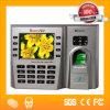 Atención biométrica del tiempo de la huella digital de la red (HF-Iclock260)