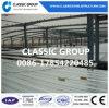 Almacén profesional de la estructura del marco de acero del aislante de calor