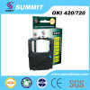 Cumbre Compatible Nylon Printer Ribbon para Oki 420 720 S/L H/D