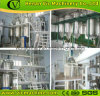 30TPD米糠の石油精製のプラント(等級1)