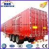 Enclosed Box Trailer Tandem Axle Heavy Tractor Truck Semi Reboque de Utilização de Carga
