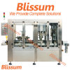 3000bph Glass Bottle Vodka/Brandy/Alcoholic Drink/Whisky Rinser Filler Capper Machine/Monobloc/Tribloc