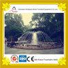 Напольный декоративный фонтан пруда с искусственними каменными украшениями