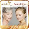 Llenador cutáneo seguro y de manera efectiva del ácido hialurónico del cuidado de piel