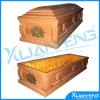 Гроб & ларец типа евро деревянные для похорон