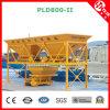 Máquina PLD800 de tratamento por lotes concreta pequena