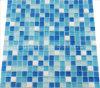 Het Glas van het kristal & de Marmeren Reeks van het Mozaïek mengeling-JC (JC1503)