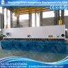 Машина гидровлической (CNC) гильотины -8X6000 QC11y (k) режа с ISO9001