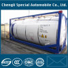 Kohlenstoffstahl-chemischer Transport-Geräten-Becken-Behälter 20FT