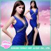 Vestidos formais bonitos Sparkly de ocasião especial para mulheres
